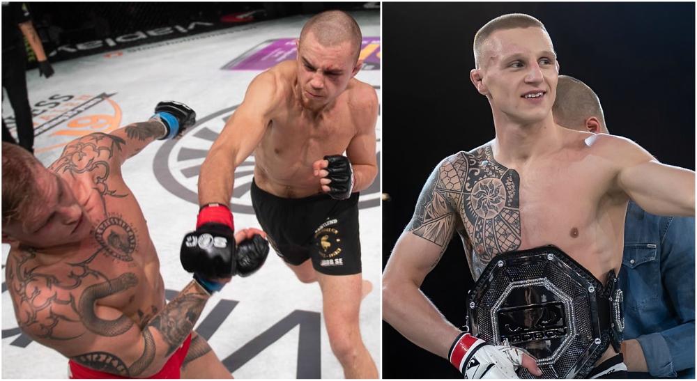 Adam Westlund Tobias Harila Superior Challenge UFC MMA