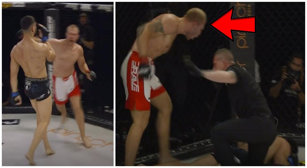 Anton Turkalj MMA BRAVE CF 40 1