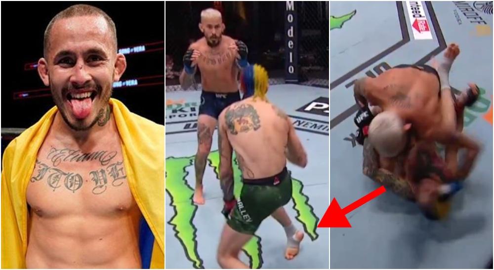 Marlon Chito Vera & Sean O'Malley UFC 252