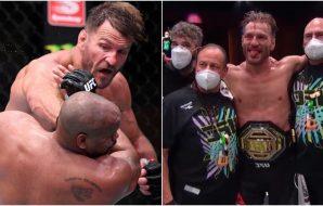 Daniel Cormier Stipe Miocic UFC 252