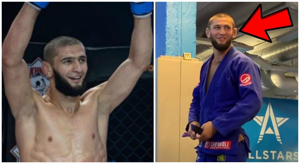 Khamzat Chimaev UFC MMA overraskning
