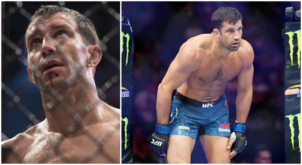 Luke Rockhold UFC MMA comeback rematch weidman