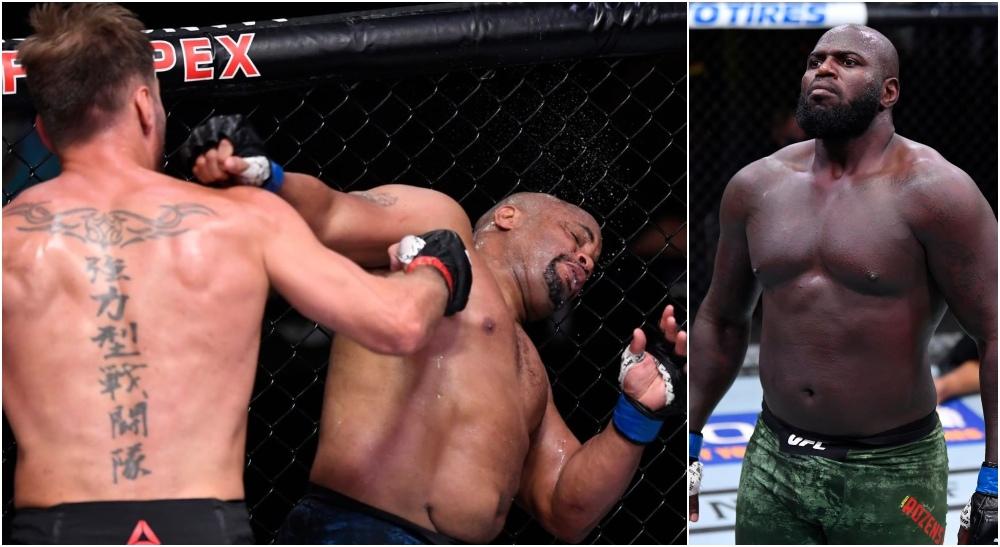 Stipe Miocic Daniel Cormier UFC 252 Resultat
