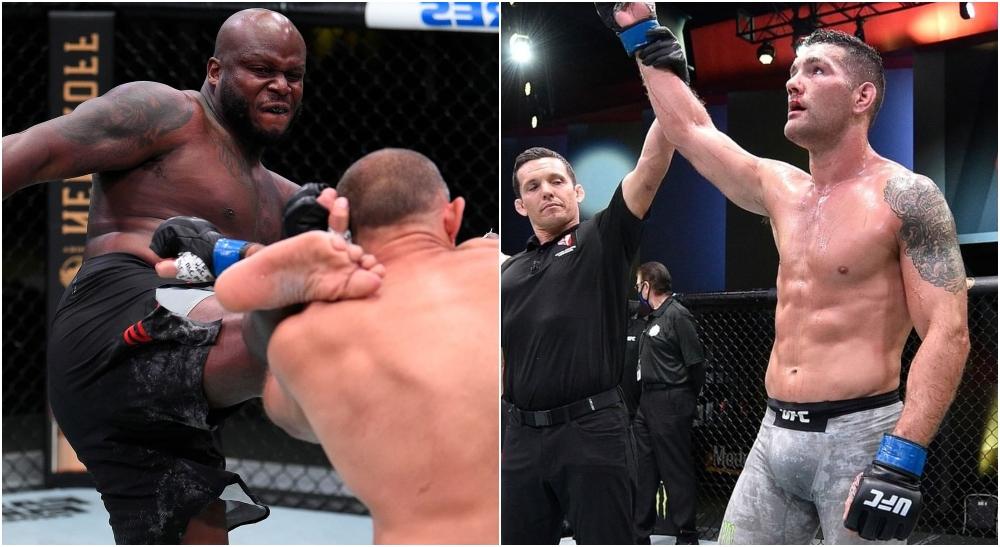 UFC-resultat_ Derrick Lewis & Chris Weidman (IG_ @UFC)