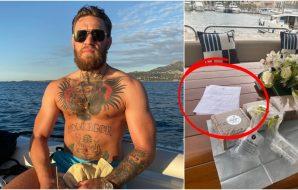 Conor McGregor (Instagram)
