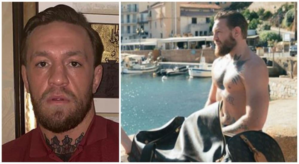 Conor McGregor UFC MMA Gripen skandal korsika