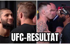 Khamzat UFC
