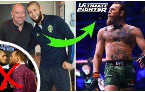 TUF 29: Khamzat Chimaev vs Conor McGregor