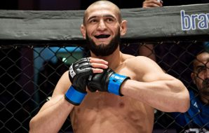 Khamzat Chimaev UFC MMA