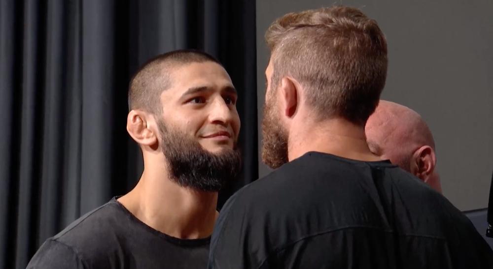 Khamzat Chimaev vs Gerald Meerschaert