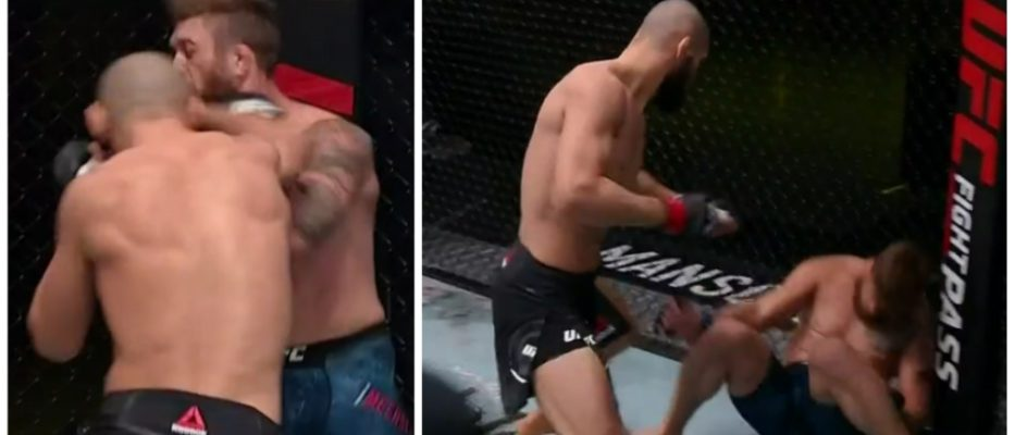 Khamzat Chimaev UFC MMA Gerald MeerschaertAC