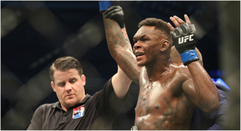 UFC 253 Israel Adesanya Jan Blachowicz Costa MMA Resultat (Foto: USA TODAY SPORTS)