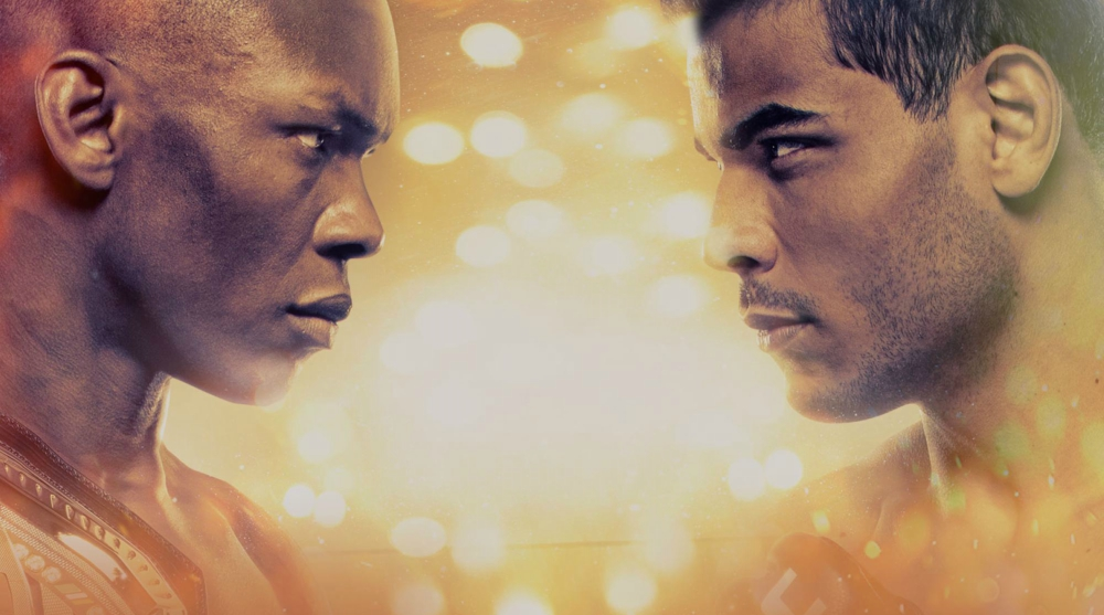 UFC 253 Matchkort Tider Info