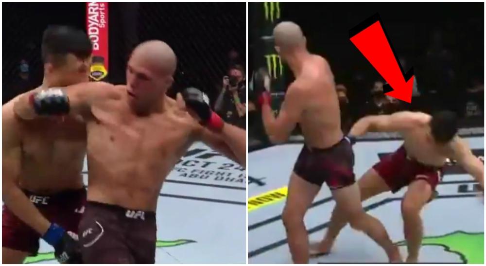Brian Ortega Korean zombie UFC MMA resultat