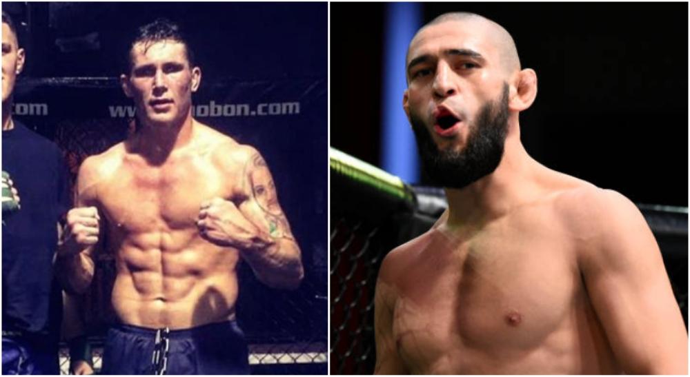 Darren Till Khamzat Chimaev UFC MMA utmaning