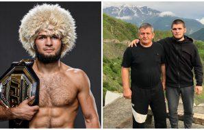Khabib Nurmagomedov Abdulmanap Nurmagomedov
