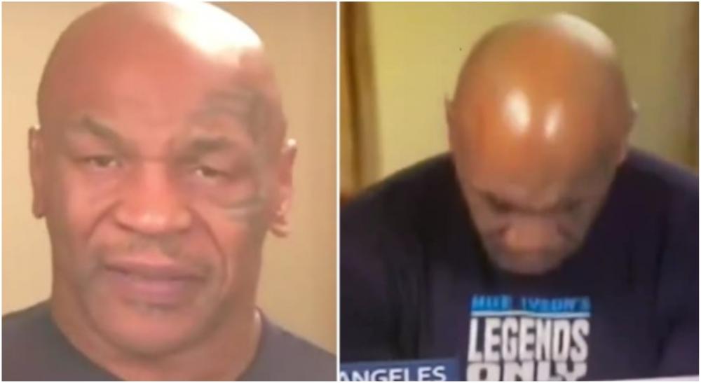 Mike Tyson boxning fansen oroliga roy jones jr