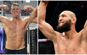 Stephen Thompson Khamzat Chimaev (Foto_ Jeff Bottari_Zuffa LLC via USA TODAY Sports)