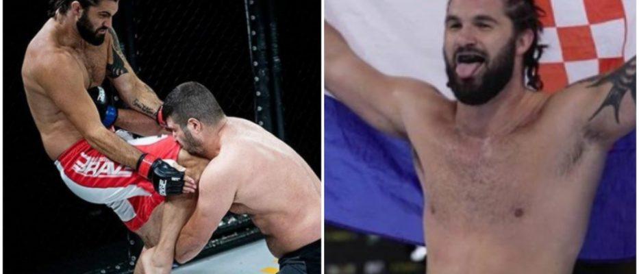 Zvonimir Kralj MMA Brave Muhamed