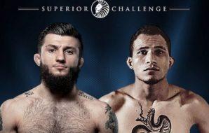 Bartosz Wojcikiewicz Superior Challenge 21 MMA