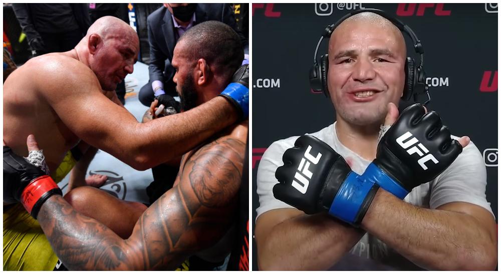 UFC: Glover Teixeira vs Thiago Santos