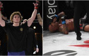 Karl Albrektsson Superior Challenge 21 MMA Amilcar Alves