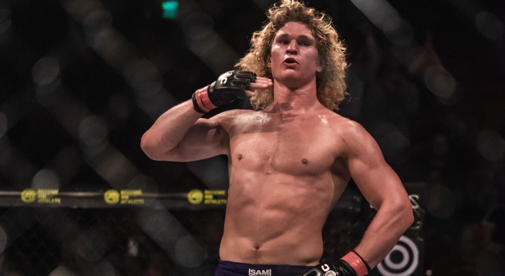 Karl Albrektsson Superior Challenge 21 MMA