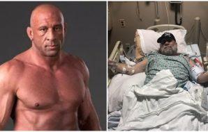 Mark Coleman UFC MMA operation hjartattack