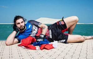 Zvonimir Kralj BRAVE MMA match