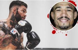 Cody Garbrandt Jose Aldo (IG_ @cody_nolove + @josealdojunioroficial)