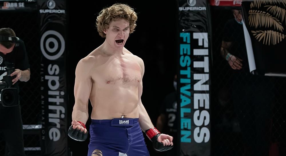 Karl Albrektsson Bellator ryssar Superior Challenge 21 MMA