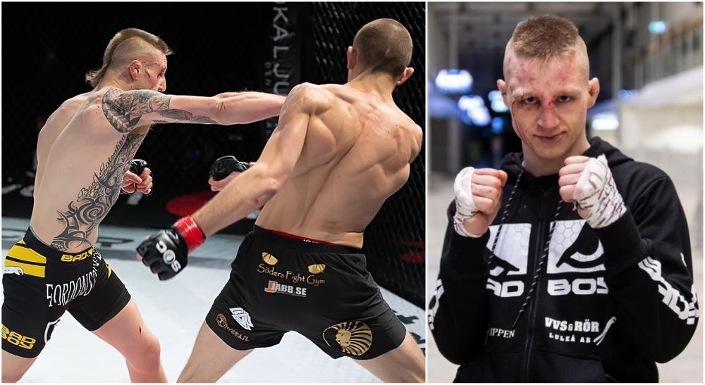 Tobias Harila Adam Westlund Superior Challenge 21 MMA UFC