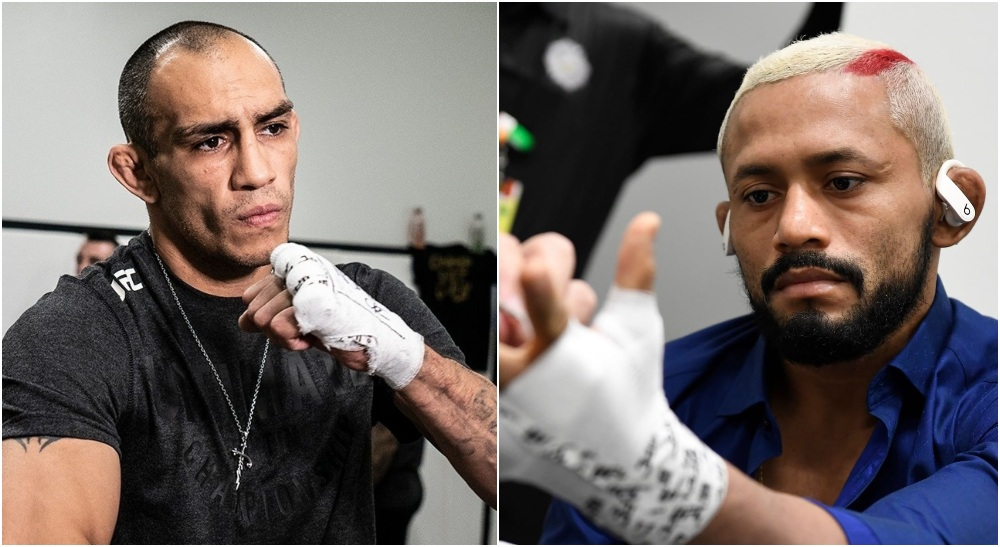 UFC 256 Presskonferens Tony Ferguson Deiveson Figueiredo