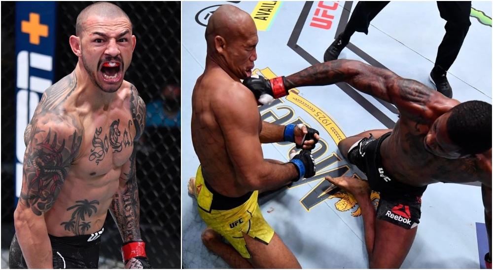 UFC 256 Resultat