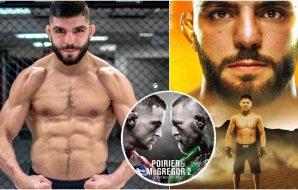 Amir Albazi (Instagram_ donierad_foto + UFC 257 + Paradigm Sport)