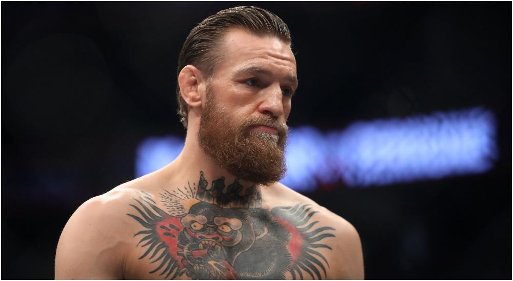Conor McGregor (© Mark J. Rebilas-USA TODAY Sports)