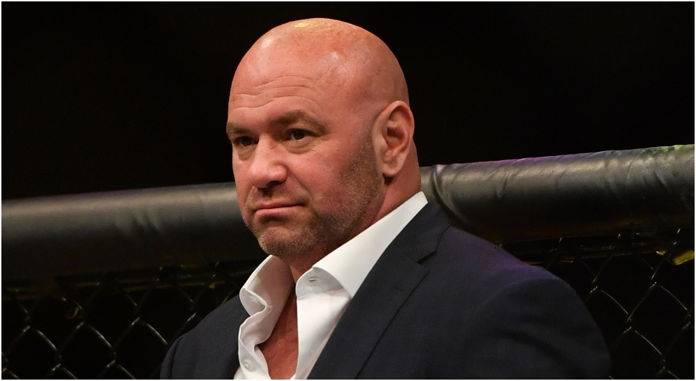 Dana White (© Jasen Vinlove-USA TODAY Sports)