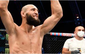 Khamzat Chimaev (© Handout Photo-USA TODAY Sports)