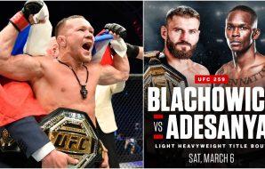 Petr Yan UFC 259 (© Handout Photo-USA TODAY Sports)