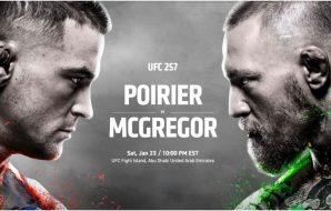 UFC 257 resultat MMAnytt