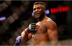 UFC 260 Francis Ngannou (© David Berding-USA TODAY Sports)