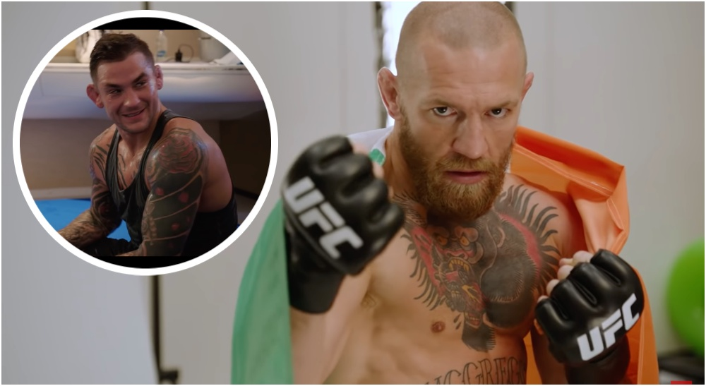 UFC Embedded Dustin Poirier Conor McGregor Screenshot