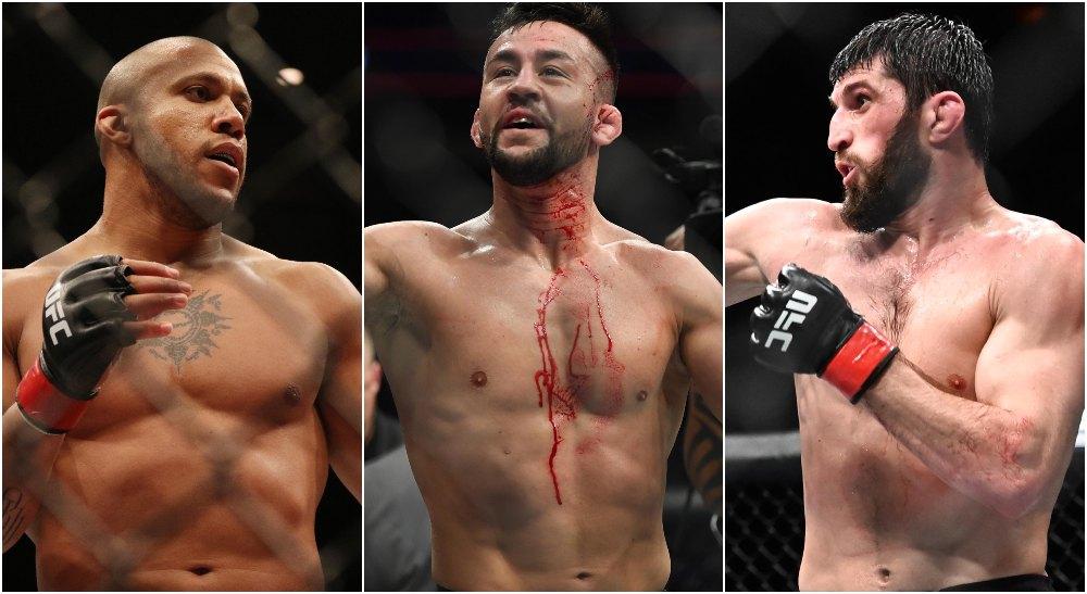 UFC Resultat Gane, Munhoz, Ankalaev (Frank, Sylvanie, © Stephen R. Sylvanie-USA TODAY Sports)