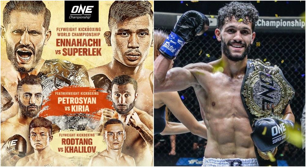 ONE Championship, ILIAS ENNAHACHI