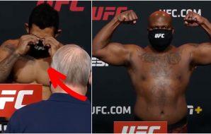 UFC Invägningar UFC Screenshot
