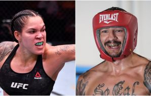 Amanda Nunes, Cub Swanson, © Jay Calderon_The Desert Sun via Imag © Handout Photo-USA TODAY Sports,