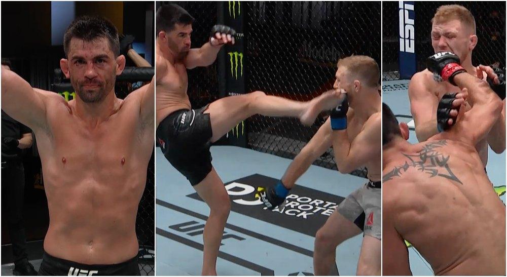 Dominick Cruz (UFC screenshots MMAnytt)