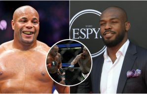 Daniel Cormier, Jon Jones, © Noah K. Murray Gary A. Vasquez, Kirby Lee, US Sport TODAY