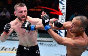 UFC Jordan Espinosa (Jeff Bottari_Handout Photo via USA TODAY Sports)