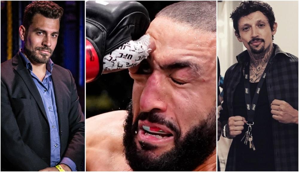 MMA-svepet edwards muhammad